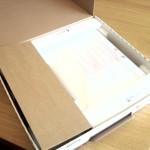 carton de protection et polystyrène