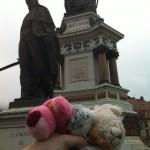 les doudous font du tourisme